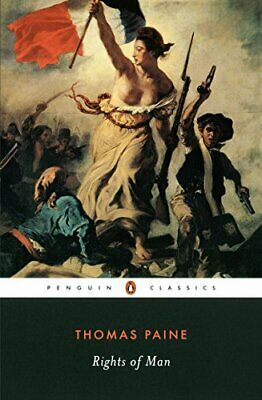 Rights of Man (Penguin Classics) by Paine, Thomas Paperback Book The Cheap Fast