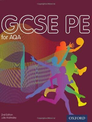 GCSE PE for AQA: Student Book, Walmsley, Julie Paperback Book The Cheap Fast