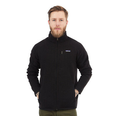 Patagonia - Better Sweater Jacket Black Sweatjacke