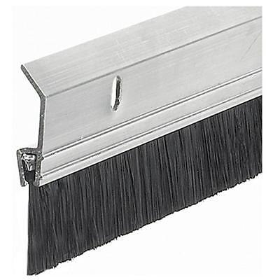 Thermwell SB36H Heavy Duty Brush Door Sweep, Aluminum 2 x 36 in.