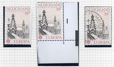 Netherland MNH-USED 1978 EUROPA Stamps
