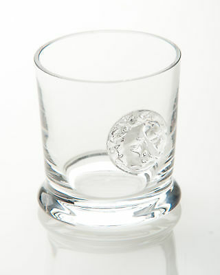 Abigails Lion's Head Double Old Fashioned Glass Set of 4