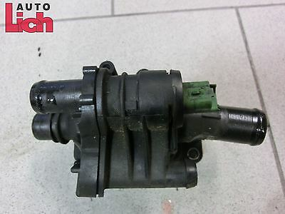Ford C-Max 03-10 1.6D 80kW Thermostat Flansch Thermostatgehäuse 9647767180