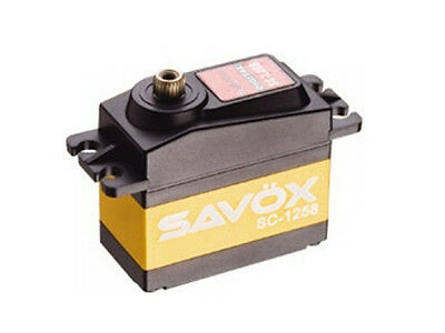 Savox SC-1256 Coreless Digital Servo (High Torque) #SAV-SC1256TG