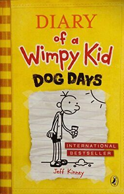 Dog Days (Diary of a Wimpy Kid book 4) by Kinney, Jeff Book The Cheap Fast Free