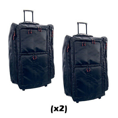 NEW Promate Scuba Wheeled Dive Gear Roller Bag Backpack