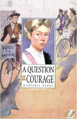 A Question of Courage (New Longman Literature 11... by Blatchford, Roy Paperback