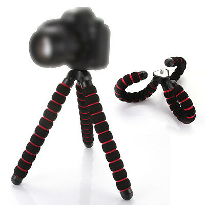 Large Octopus Flexible Tripod Stand Gorillapod for SLR Camera Digital DV Canon