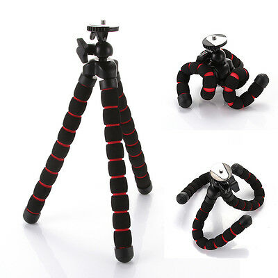 Medium Octopus Flexible Tripod Stand Gorillapod for SLR Camera Digital DV Canon