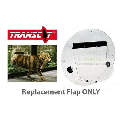 Replacement Door Flap for Transcat Cat Door