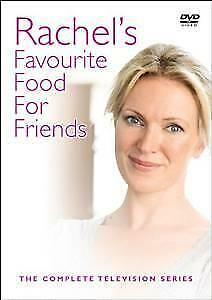 Rachel's Favourite Food For Friends - Various (NEW DVD)