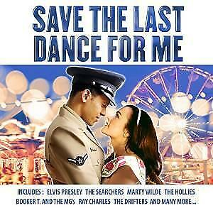 Save The Last Dance For Me - Various Artists (NEW 2CD)