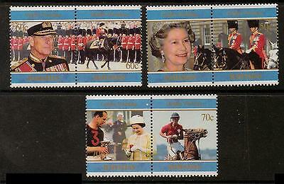 Bahamas Sg1114/9 1997 Golden Wedding  Mnh