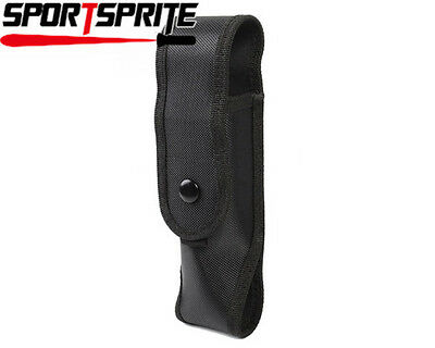 MX Power Big Size 22cm Tactical Hunting Flashlight Torch Pouch Holster Black A