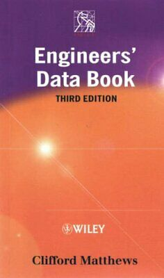 IMechE Engineers' Data Book by Matthews, Clifford Paperback Book The Cheap Fast