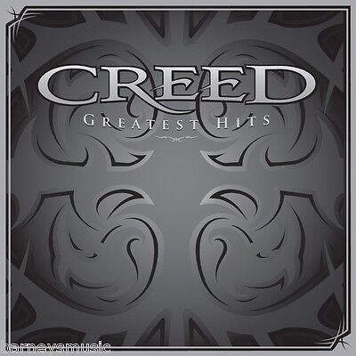 Creed ( New Sealed Cd ) Greatest Hits / The Very Best Of