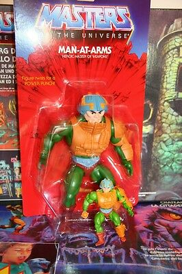 Motu Masters Of The Universe Man At Arms Mattel Giant Gigante
