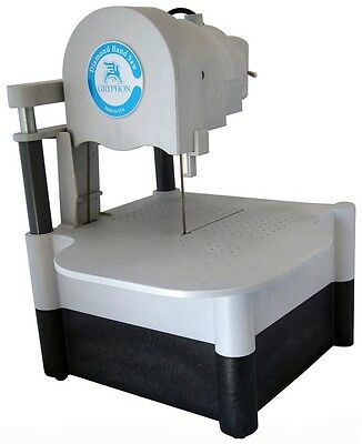 Gryphon C-40 Tall Custom Diamond Band Saw For Stained Glass - 110V