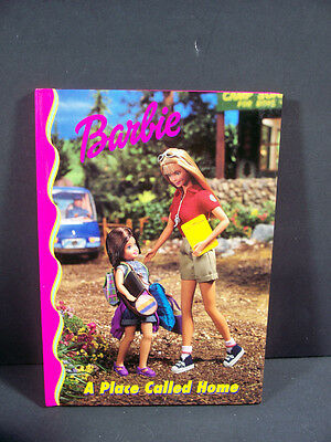 Barbie Doll Book Club A Place Called Home