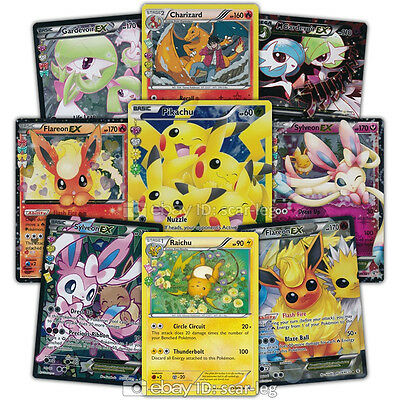XY: Generations Radiant Collection — All Cards Common to Ultra Rare EX — Pokemon