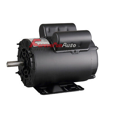 5 HP SPL 3450 RPM Air Compressor 60 Hz Electric Motor 208-230 Volts B385