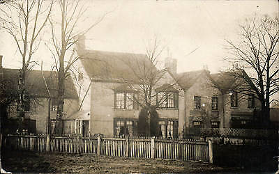 St Neots posted House. Card written from The Limes.
