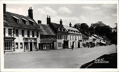 Kimbolton. High Street by Landscape View Publishers.