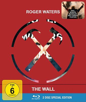 Roger Waters - The Wall - Special Edition - Digibook # 2-BLU-RAY-NEU