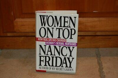 Women on Top by Friday, Nancy Hardback Book The Cheap Fast Free Post