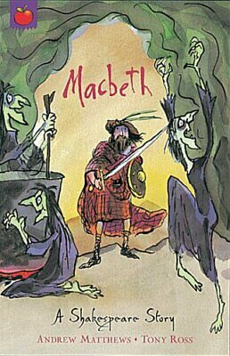 Macbeth (A Shakespeare Story) by William Shakespeare Paperback Book The Cheap