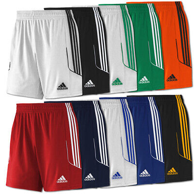 Adidas Men's Squadra Climalite Football Team Shorts Lining Gym Sport Training