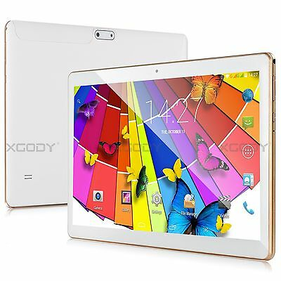 "32GB 10.1"" inch Android 4.4 Unlocked Dual SIM 3G WIFI Phone Call Phablet Tablet"