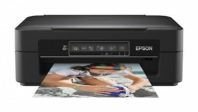 Epson Expression Home XP-235 All-in-One WiFi Printer Print Scanner Copier Black