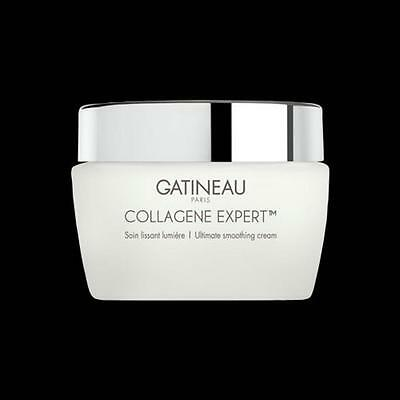 Gatineau Paris Collagene Expert Wrinkles Soothing Hydration Day Night Gel Crème