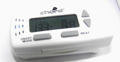 clip on mini metronome Chord 173.267 ultra-compact 30-250 BPM