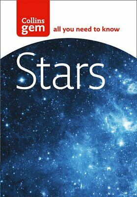 Stars (Collins Gem) by Ridpath, Ian Paperback Book The Cheap Fast Free Post