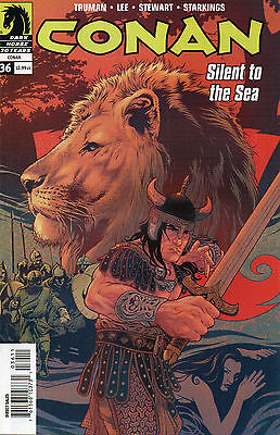 Conan #36 (NM)`06.Truman/ Lee