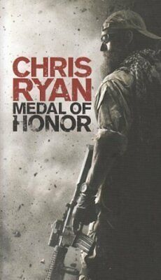 Medal of Honor by Chris Ryan Paperback Book The Cheap Fast Free Post