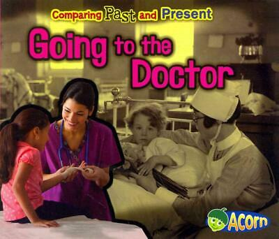 Going to the Doctor by Rebecca Rissman (English) Paperback Book Free Shipping!