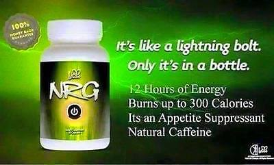 Tlc Iaso Nrg Natural Energy Supplement *burn Calories Lose Weight** Month Supply