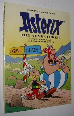 "Asterix the Adventurer: ""Asterix the Gaul"" and ""Asterix in... by Uderzo Hardback"