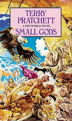 Small Gods by Pratchett, Terry Paperback Book The Cheap Fast Free Post