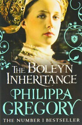 The Boleyn Inheritance by Gregory, Philippa Paperback Book The Cheap Fast Free