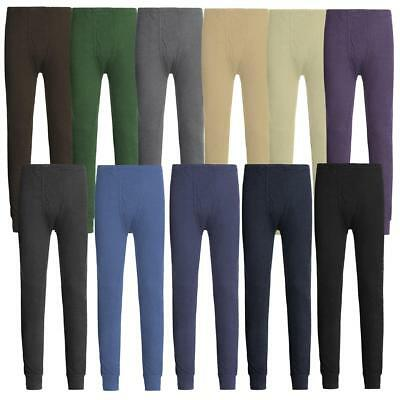 Grit Iron Mens Thermal Long Underwear Bottoms