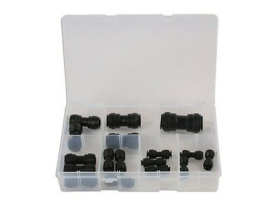 Connect 31897 Assorted Metric Speedfit Couplings - 17pc
