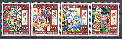 Olympiade 1996, Olympic Games - Niger - 1227-1230 ** MNH