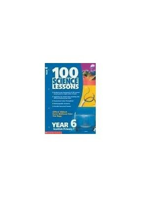 100 Science Lessons for year 6: Year 6 by Mallinson-Yates, Karen Paperback Book