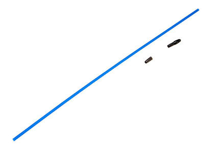 Traxxas Blue Antenna Tube 1726