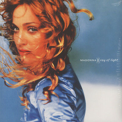 Madonna - Ray of light (Vinyl 2LP - 1998 - EU - Reissue)