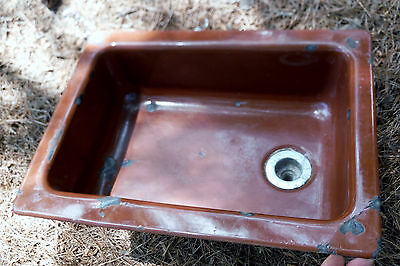 Small Sink for Repurpose Use in Garden Shed parts Washing Potting Table